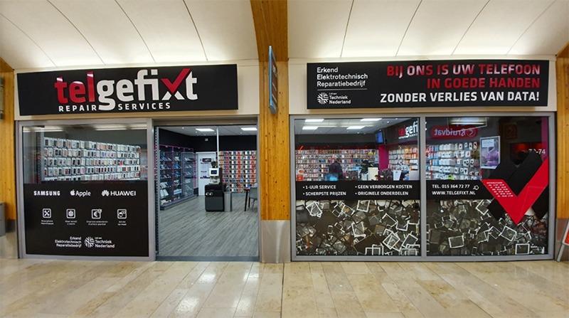 Fysieke locatie Delft