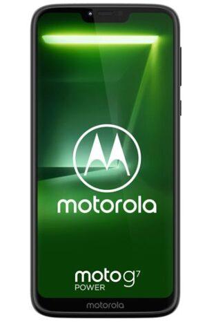 Motorola G7 Power reparatie