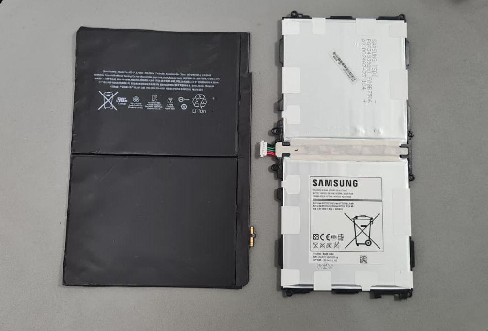 Tablet Batterij delft