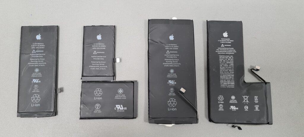 iPhone batterij delft