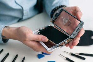 Reparatie smartphone